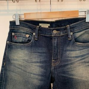 Ralph Lauren Jeans - RL Dark Wash Skinny Jean